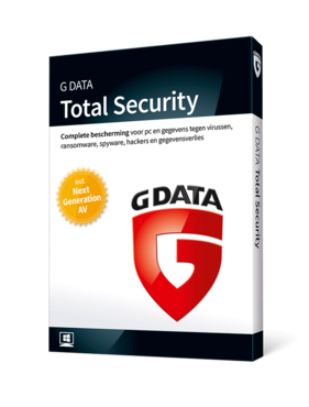 G Data Total Security 3